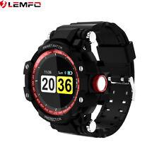 Lemfo GW68 Impermeable Bluetooth Reloj Inteligente Deportiva Para Android IOS
