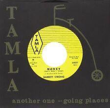BARRETT STRONG - MONEY/OH I APOLOGIZE  VINYL LP SINGLE NEU