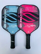 *BUNDLE* Selkirk Sport Pickleball Paddles Epic 20P XL Pink and Blue Factory 2nd