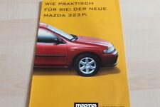 131563) Mazda 323 P Prospekt 01/1997