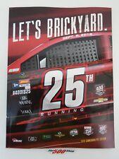 2018 Big Machine Vodka 400 at the Brickyard 25th Annual Collector Program NASCAR