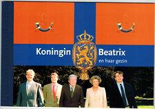 Nederland  Prestigeboekje 2 Koninklijk Huis  (pr2)