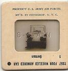 WWII US 35mm Recognition Slide Negative- Panzer- 4 Rad Sd.Kfz. 223 German AC- #1