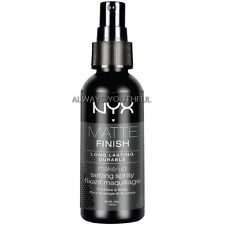 NYX Matte Finish Setting Spray MSS01 Long Lasting finishing spray setting makeup