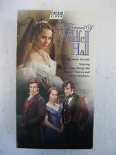 The Tenant of Wildfell Hall  VHS  1997  BBC Video  2 Tape Set