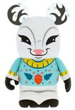 ARTIST SIGNED Vinylmation Cutesters Series 6 Snow Day - DEER