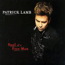 Lamb, Patrick : Soul of a Free Man CD