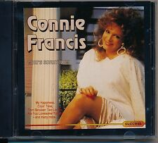 Connie Francis - Whos sorry now - Connie Francis cd 14 tracks (success label)