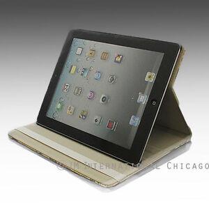 iPad 4 4G 4 Gen 2 3  Flower Envelope Letter Patterned Leather Case Yellow Color