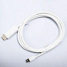 10FT 3M Thunderbolt Mini Display Port DP to HDMI TV Cable Adapter MacBook iMac