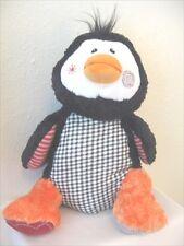 "Mary Meyer Toy Co. - Cheery Cheeks - Peppy Penguin - 12"" Tall - NWT"