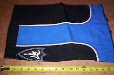 FLESHGEAR Motorcross Pants/Shorts zip on legs only  blue/black new!