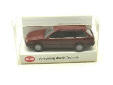 Rietze 1:87    Audi 100 Avant - braunrot