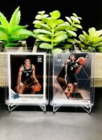 2019-20 KELDON JOHNSON Optic Rated Rookie + Mosaic Base (LOT OF 2) RC SPURS 🔥📈