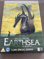 Tales From Earthsea [DVD] - DVD - Available @ Retro Room 1982