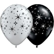 Ballons de fête argenté ovale pour la maison