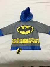 rain coat for Boys size 4T