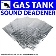 Heat & Sound Deadener Ford Mustang 1994 - 2004 Gas tank Kit 6498Cm2 zirgo street