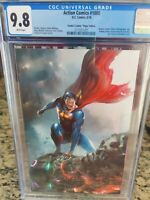 Action Comics #1000 - DC Comics 2018 - Frankie's Comics Ex. - CGC 9.6 Graded