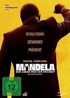 Mandela - Der lange Weg zur Freiheit von Chadwick, Justin | DVD | Zustand gut