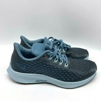 New Nike Air Zoom Pegasus 35 Womens Running Shoes Teal Blue Size 5.5 AH8392-003