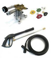 2800 PSI Upgraded AR PRESSURE WASHER PUMP & SPRAY KIT - Devilbiss VR2300  VR2400