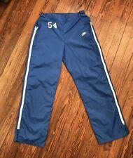 Vintage 70s Nike Air Sportswear Nylon Windbreaker Pants Mens Large Orange Tag 54