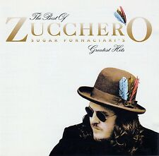 The Best of Zucchero Sugar Fornaciari 's-Greatest hits/CD-Top-stato