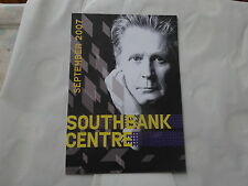 Brian Wilson Stand Up Advertisement 2007 London Concert Beach Boys