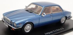 Neo Scale Models 1/43 Scale NEO49598 - Jaguar XJ Serie III - Met Light Blue