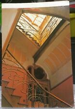 Belgium Brussels Victor Horta Maison and atelier Horta - posted 1992