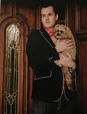 JIM JEFFERIES SIGNED 11x14 PHOTO AUTOGRAPHED AUSTRALIAN COMEDIAN + PROOF!!!