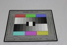 DSC Labs ColorBar GrayScale Junior CamAlign Chip Chart with Resolution