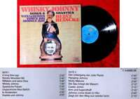 LP Heinz Reincke: Whisky Johnny - Songs & Shanties (Telefunken 642502) D