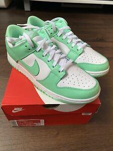 Women's Nike Dunk Low Green Glow 12 W / 10.5 M DD1503105