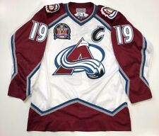 JOE SAKIC 1996 STANLEY CUP STARTER NHL AUTHENTIC COLORADO AVALANCHE JERSEY 52