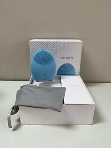 FOREO LUNA Silicone Facial Cleansing Waterproof Sonic Brush