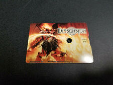 Magic the Gathering Dissension Life Counter, Great shape!