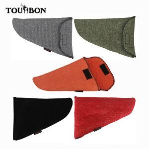 Tourbon Handgun Sock Silicone Pistol Sock 3/5 Pack Gun Sleeve Case Pouch 5 Color
