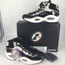 Reebok X BAIT Question Mid Snake 2.0 Sneakers Men's 9 BD5789 NIB