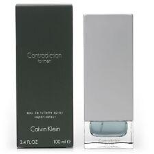 Calvin Klein Contradiction For Men - 100ml Eau De Toilette Spray