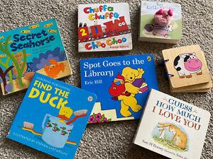 Baby Board Book Bundle