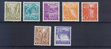 Mint Hinged Decimal European Stamps