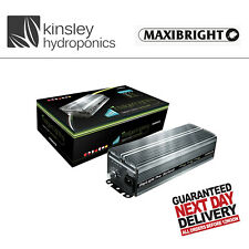 More details for maxibright pro select 600w dimmable digital ballast - 250w 400w 660w hydroponics
