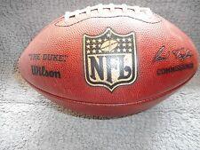 "Wilson ""The Duke"" NFL Official National Football League Ball 2006 Paul Tagliabue"