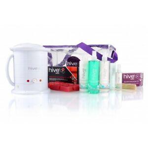 Hive No.1 Wax Heater 1 Litre Warm Honey Kit Edition HOB5951