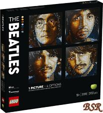 LEGO® ART: 31198 The Beatles & NEU & OVP !