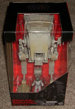 New Star Wars The Black Series 3.75 Scale Imperial AT-ST Scout Walker And Driver