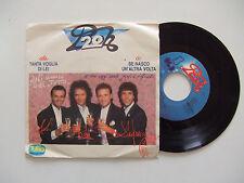 """Pooh – Tanta Voglia Di Lei - Disco Vinile 45 Giri 7"""" Promo Stampa ITALIA 1985"""