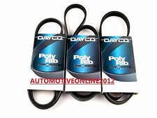 TOYOTA HILUX FAN BELT KIT SUITS RZN154R,RZN174R WITH 2.7L 3RZ-FE ENGINE 1998-05